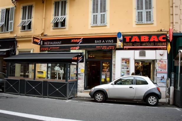 Le Vingt4 in Nice, France