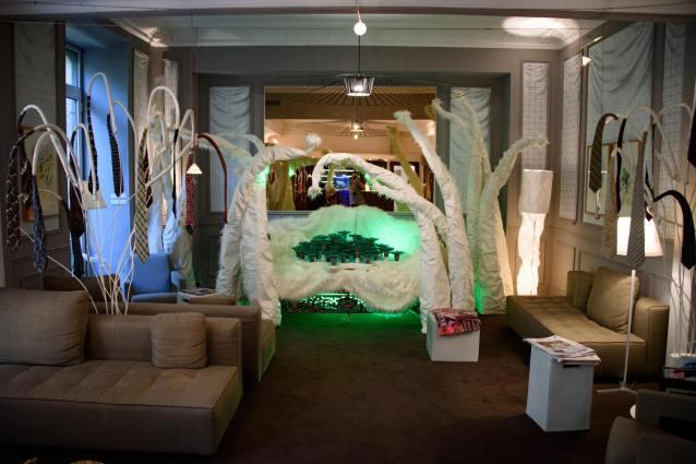 WindsoR Hotel Nice, France - The (Artful) Lobby