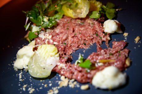 Restaurant Reinstoff Berlin - Buffalo Tartare