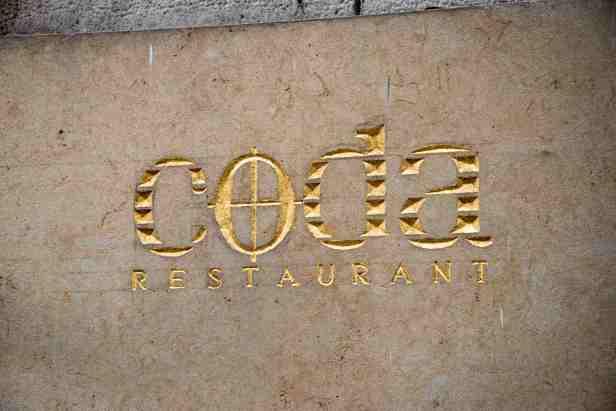 Coda - Rooftop Restaurants in Prague