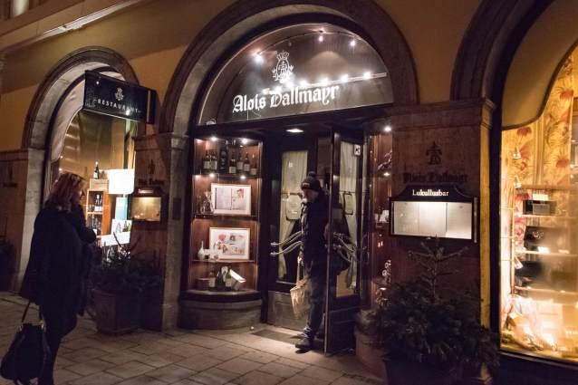 Dallmayr, Restaurant in Munich