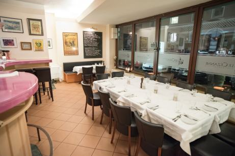 French restaurant in Munich – Le Cézanne