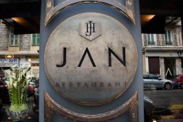 Restaurant JAN, Nice, France