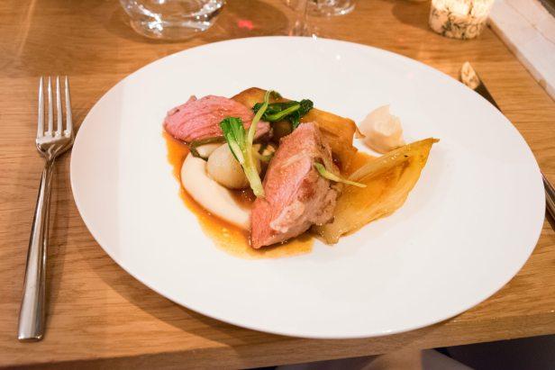 Best places to eat in Paris - Leg of lamb