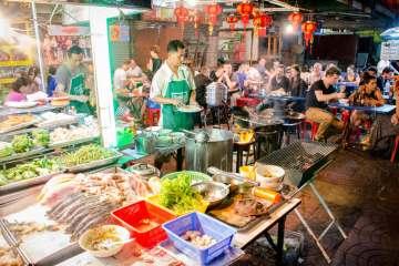 Bangkok Thai Cuisine: Chinatown