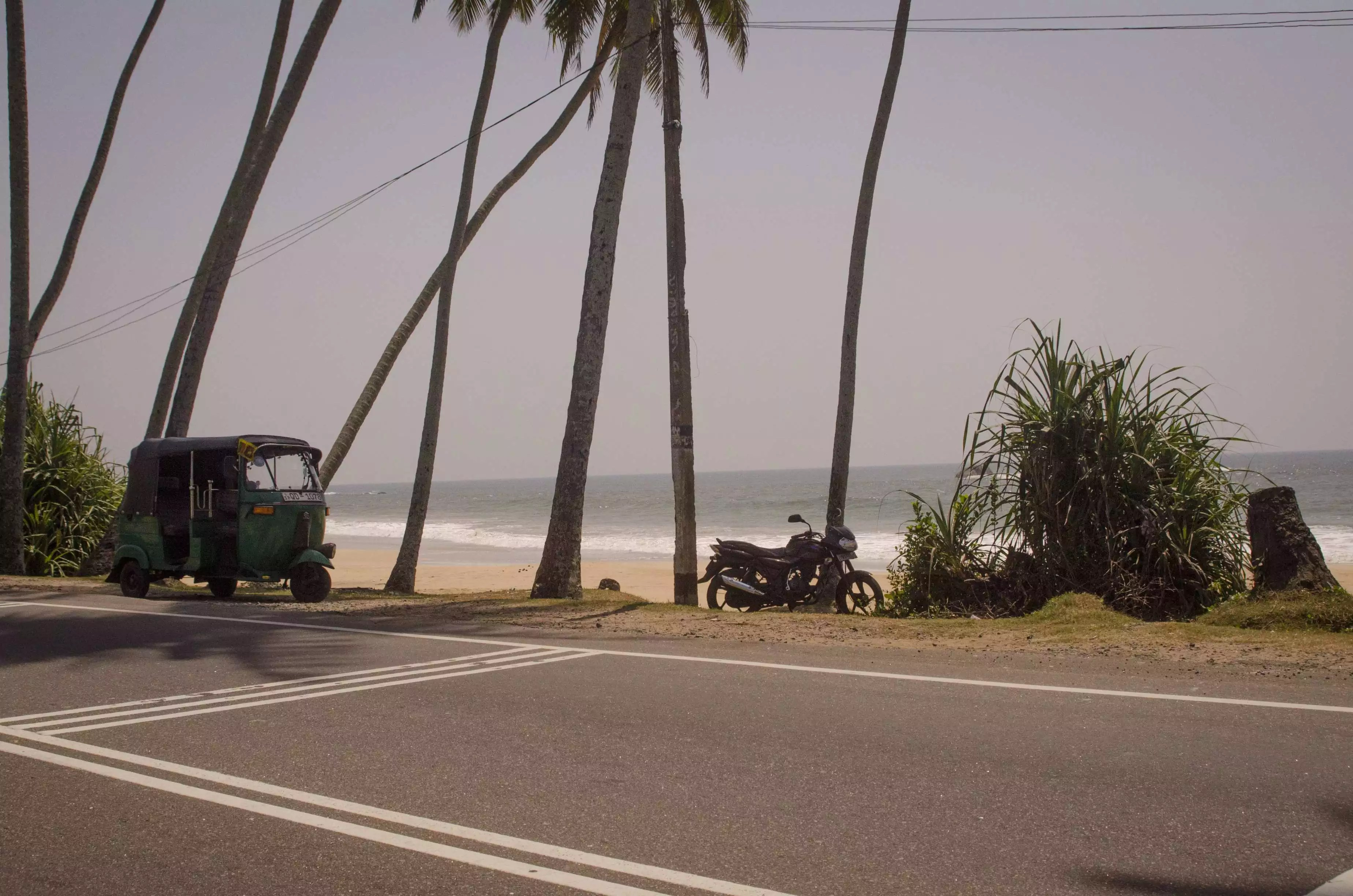 Visiting Sri Lanka: The view from the road