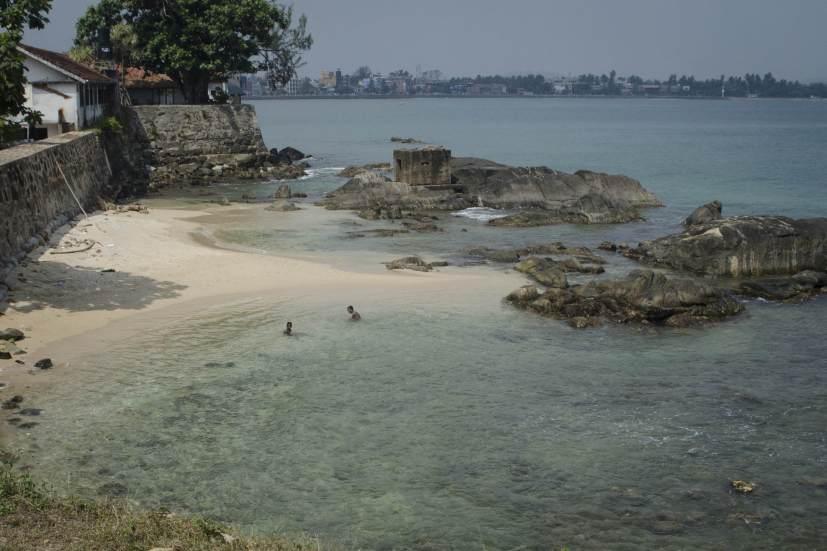 Voyages au Sri Lanka: Une trempette dans l'Océan indien