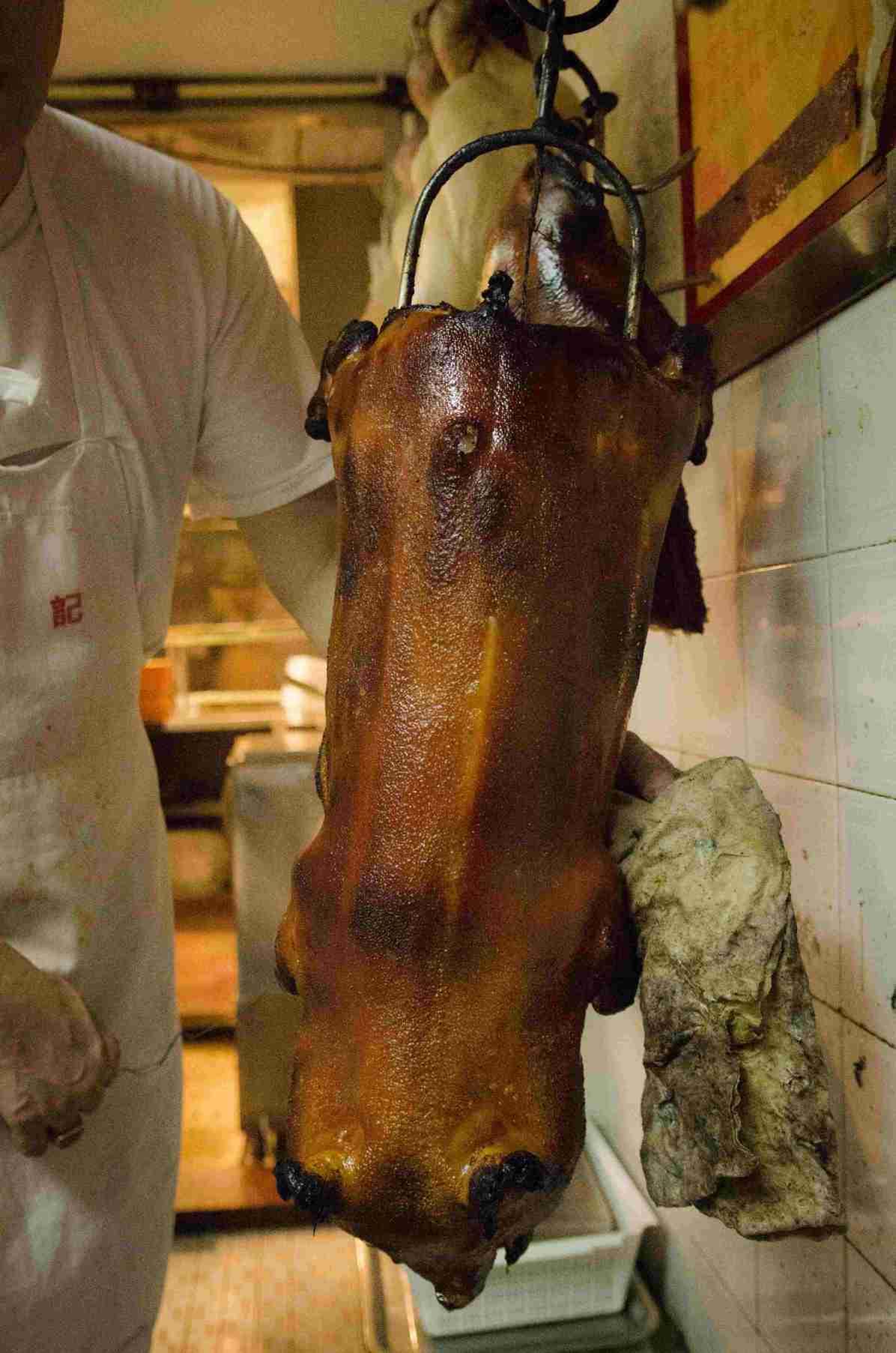 Hong Kong Travel Blog Suckling Pig