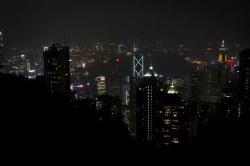 Manger à Hong Kong: La nuit