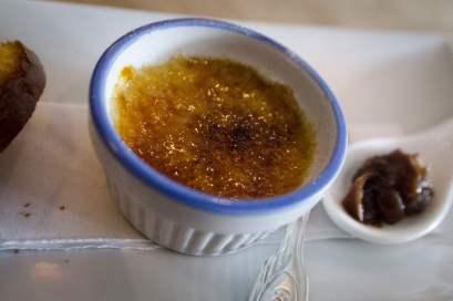 Crème caramel de foie gras