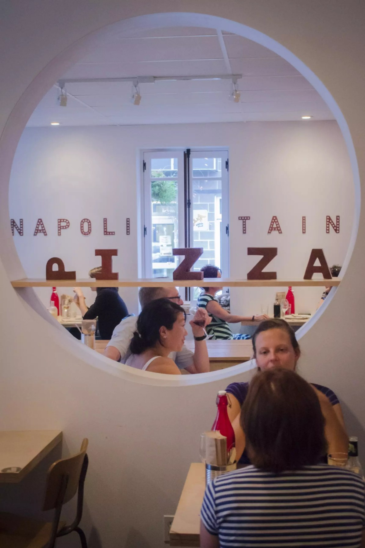 restaurants à Québec: Nina Pizza