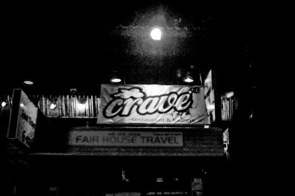 Restaurant Crave Ko Phangan
