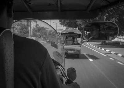 Quoi voir au Laos: Tuk-tuk