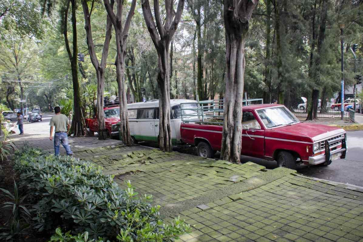 Visiter Mexico: Condesa - Roma – Le quartier Condesa a son ambiance bien particulière