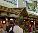 Foodie Jamaica: The Bobsled Cafe at the Montego Bay airport