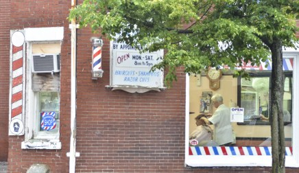 Visiter Portland, Maine: Le barbier