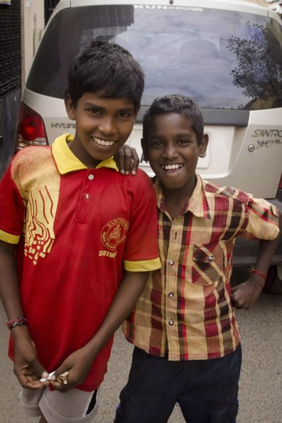 Places to visit in Bangalore: Boys Hanging Out