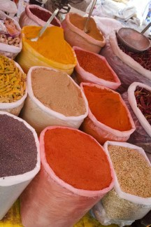 Things to do in Goa Beach: Spices at the Market Where to stay in Goa