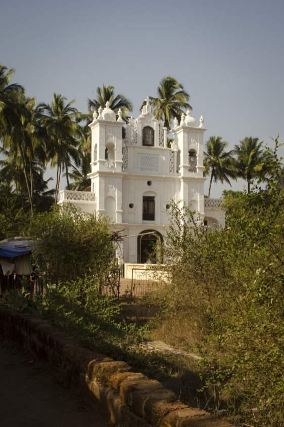 Voyage en Inde - À Goa, la population est catholique