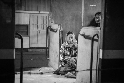 Burma Travel: Train ride