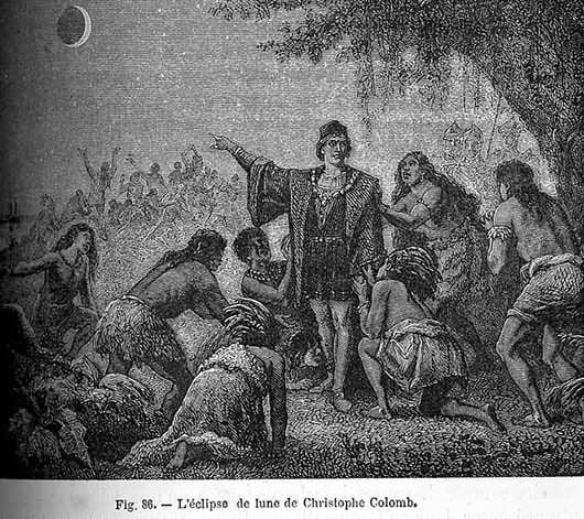 Christopher Columbus in Jamaica