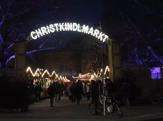 The Best Christmas Markets - Where to Stay in Munich