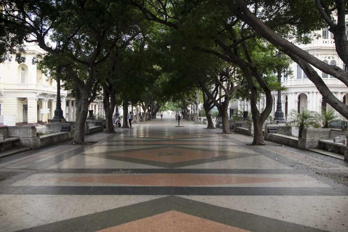 Things to do in Havana: Paseo Del Prado, Havana Where to stay in Havana