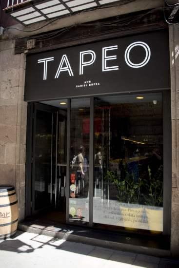 Tapas à Barcelone - Tapeo