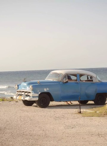 Things to do Outside Varadero - The ocean is great!