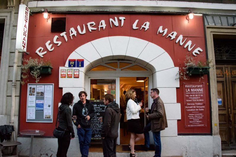 Le restaurant la Manne