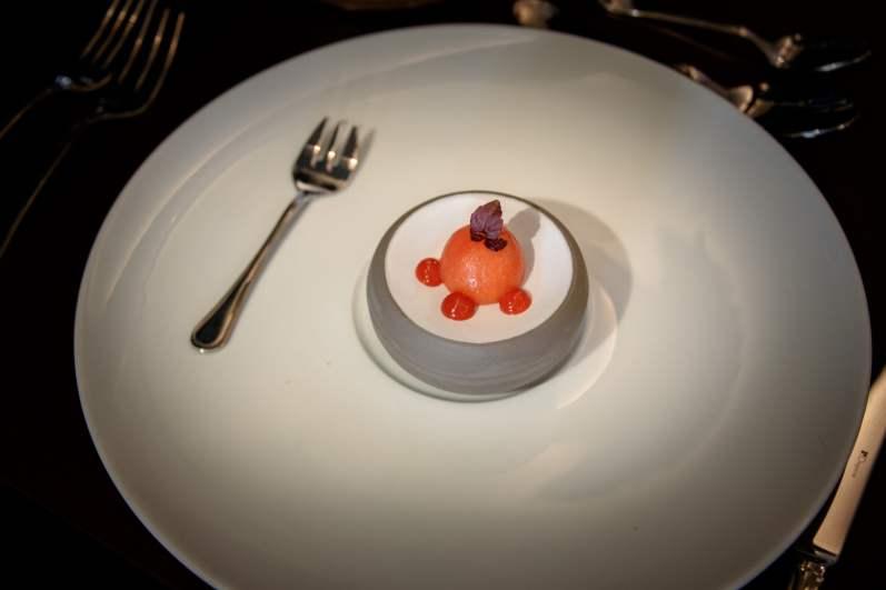 Restaurant JAN: amuse-bouche