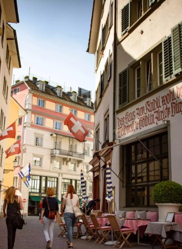 One day in Zurich: The best places to visit