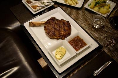My Bone-in Ribeye Steak