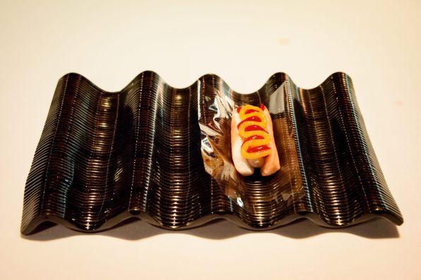 Cinco Paco Perez: Chocolate hot-dog