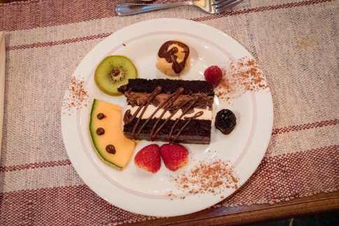 La Table du chef Robert Bolduc: Gâteau