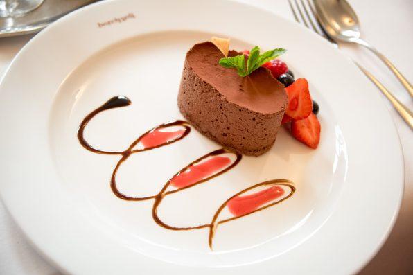 Borchardt, Berlin: Mousse au chocolat