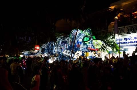 Cambodia: I spent the Lunar New Year in Siem Reap!   Cambodge: J'ai passé le Nouvel An lunaire à Siem Reap!