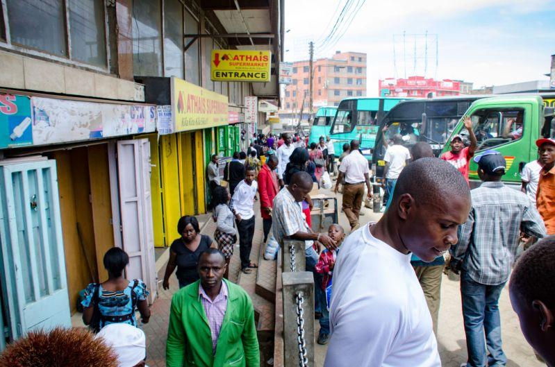 Kenya: Nairobi is a crazy, upbeat, intense city. | Kenya: Nairobi est une ville intense, animée, folle.