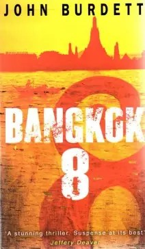 books to read while traveling - Bangkok 8 by John Burdett
