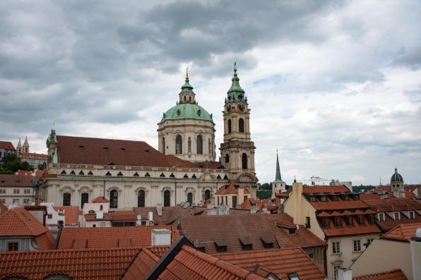 Coda, Prague - The View