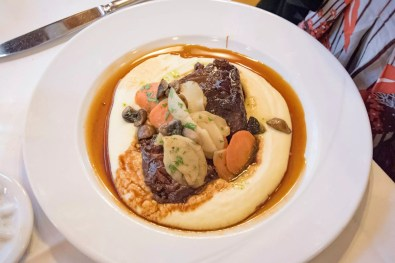 Cafe Imperial, Prague - Veal Cheeks