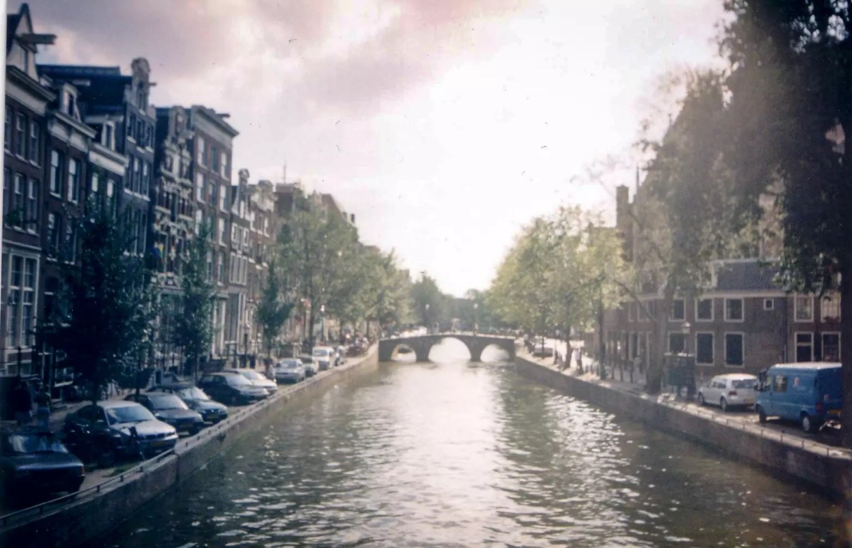Amsterdam, 2002... Yes, It's Taken Using a Disposable Camera! - Things to do in Amsterdam