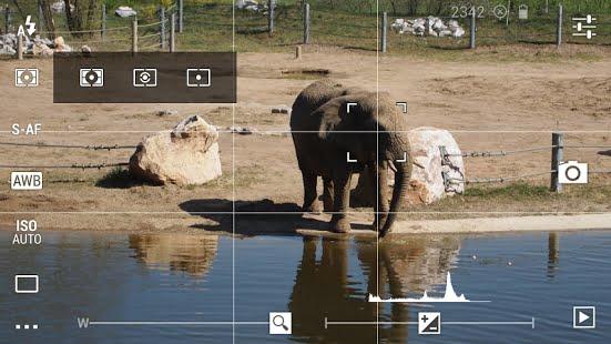 Applications voyage : DSLR Camera Pro (Photo Courtoisie)