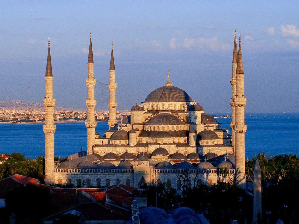 Pays les plus visités - Turquie. Ici, la mosquée bleue. - Photo: Constantin Barbu under CC BY-SA 2.0