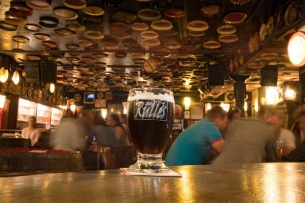 Delirium Café, bar à bière à Bruxelles