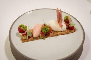 Bistro Margaux, Bruxelles: Un deuxième dessert!