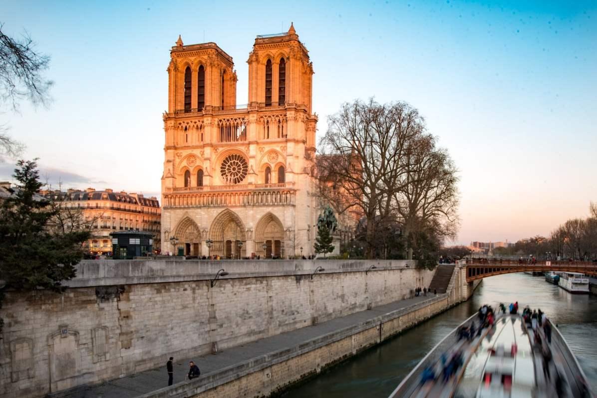 Pays les plus visités - France. Ici, Paris. - Photo © Cedric Lizotte