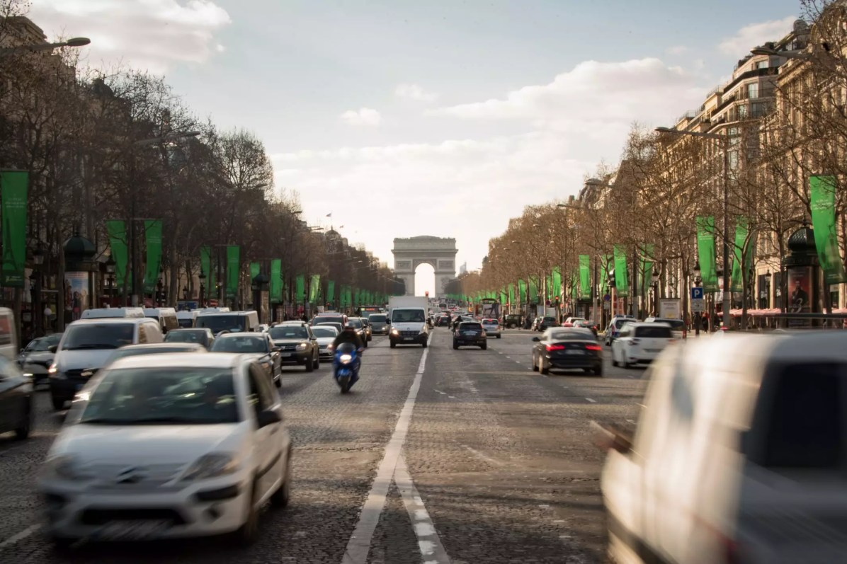 Guide To Paris' Neighborhoods: Les Champs Élysées - Things to do in Paris