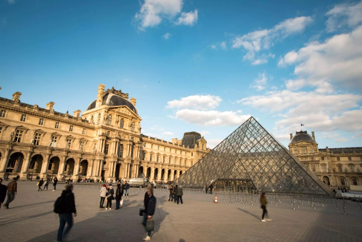 Guide To Paris' Neighborhoods: Le Louvre