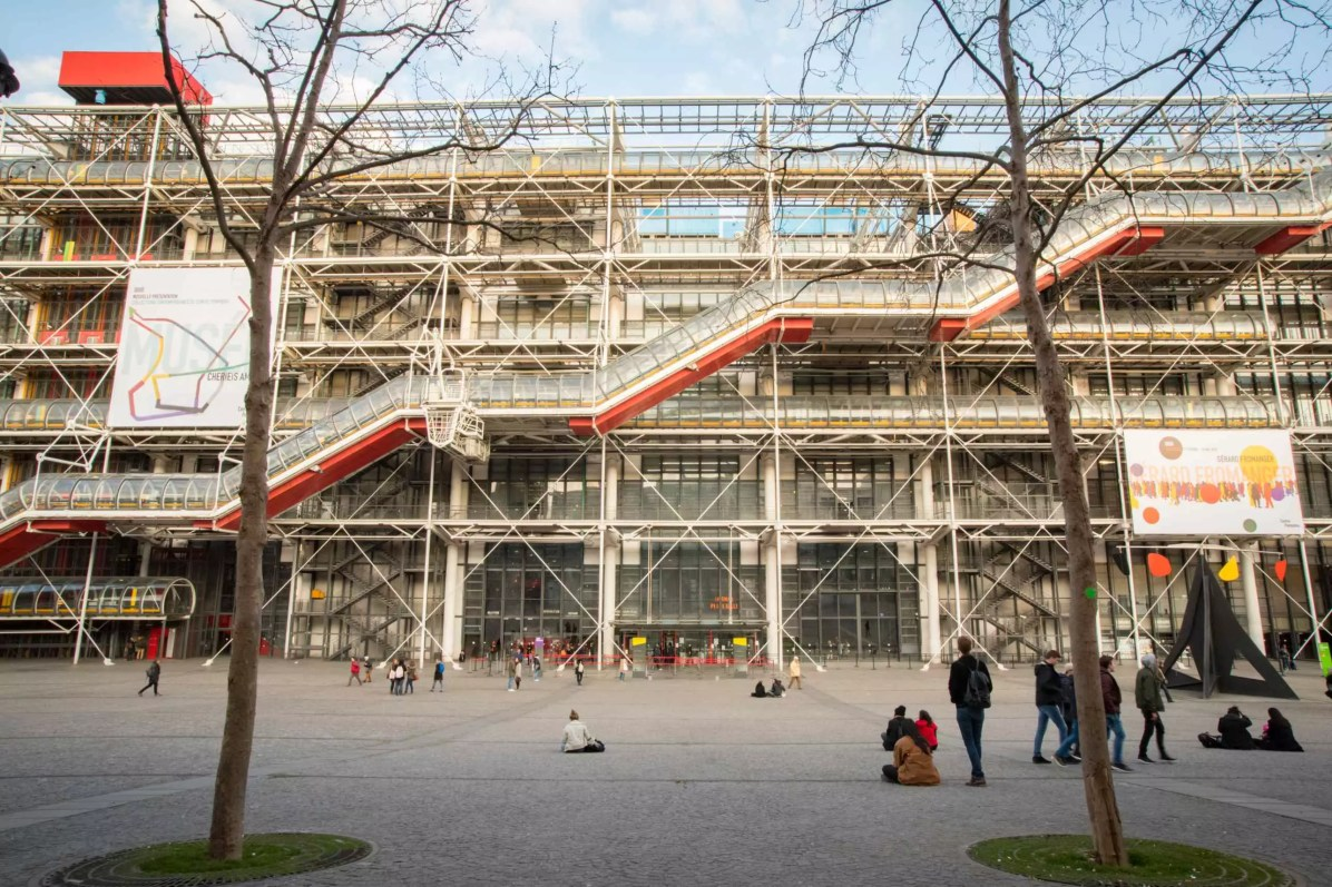 Guide To Paris' Neighborhoods: Le Centre Pompidou - Things to do in Paris